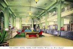 hotel-texas-lobby-postcard
