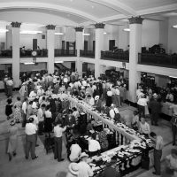 first natl bank interior 1949