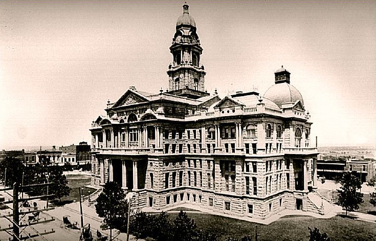 courthouse 1890s
