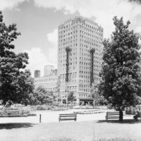 electric building 1954