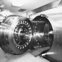 first natl bank vault 1951