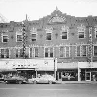 metropolitan hotel 1949