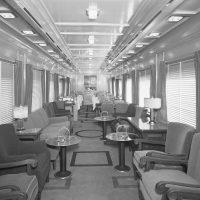 t&p passenger car 1942