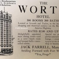 worth hotel ad