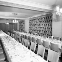 worth hotel banquet room